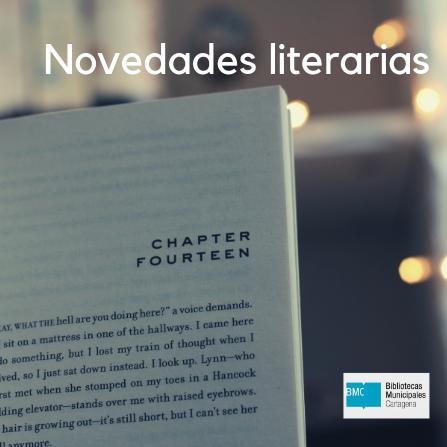 Novedades literarias
