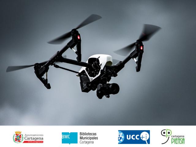 Taller de drones. UPCT Drone team