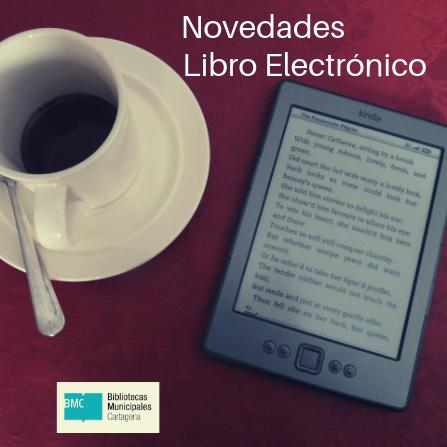 Novedades Libro Electrónico