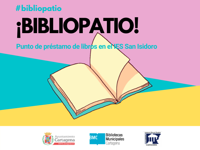 ¡Bibliopatio!
